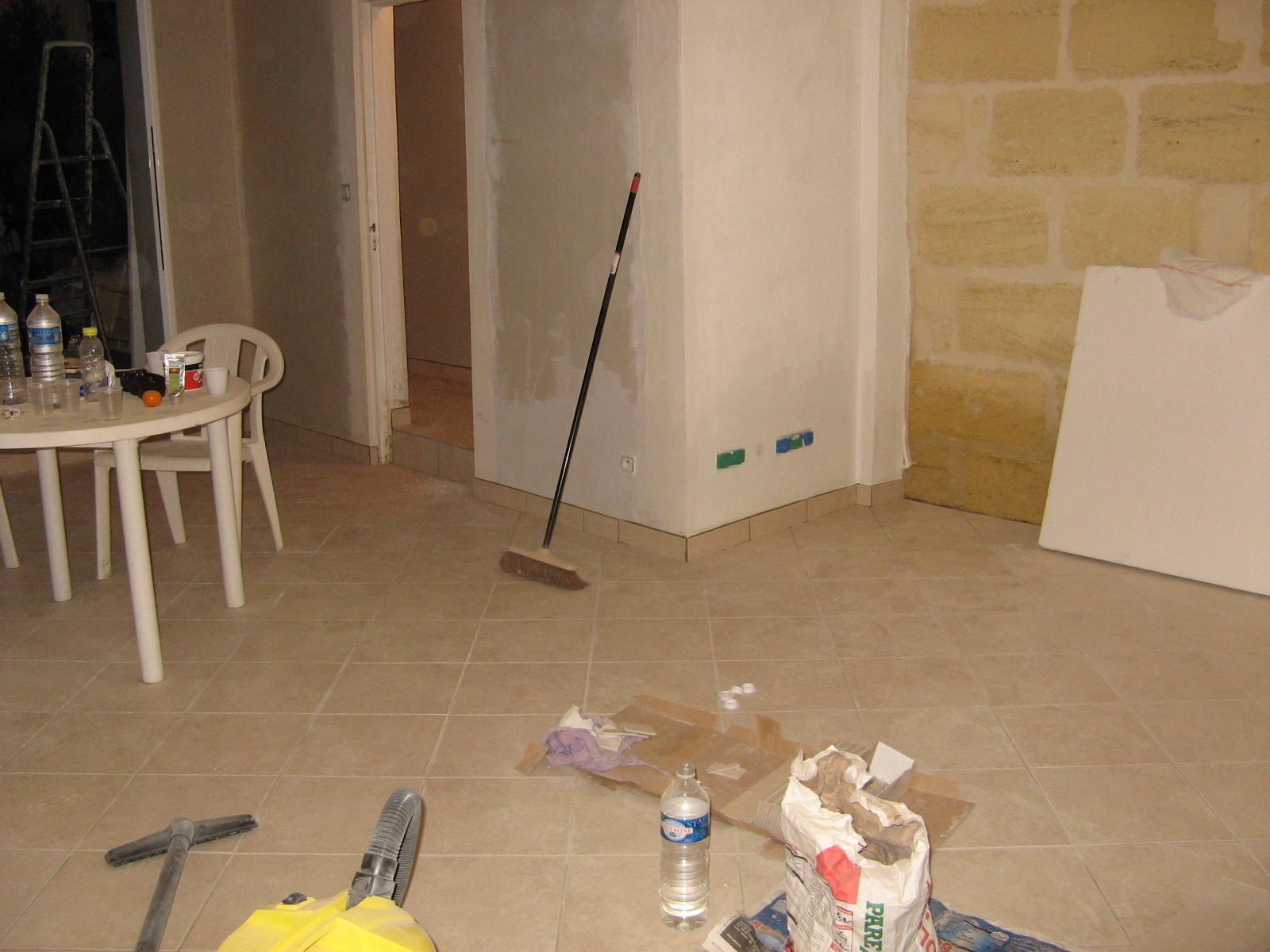 Ma maison mes travaux le carrelage for Travaux carrelage